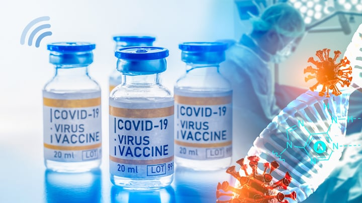 NFC and HF RFID Technologies Can Help Protect Vaccine Deliveries and Enable Verifiable Vaccination Certificates